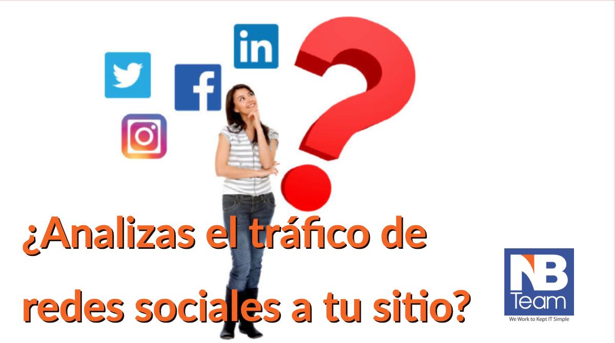 Es hora de analizar el tráfico de las redes sociales hacia su sitio web utilizando Google Analytics.