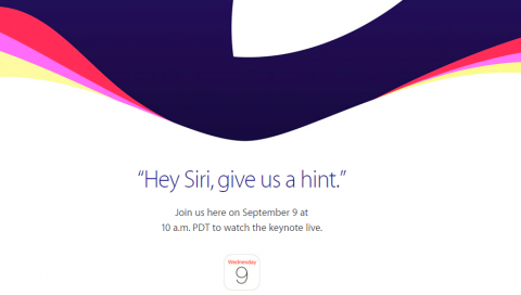 The Apple Event! 9/9