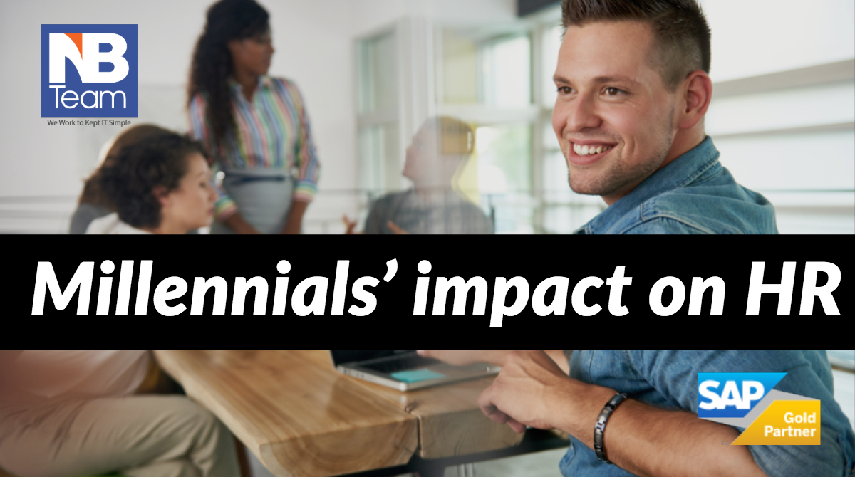 Millennials' Impact on HR