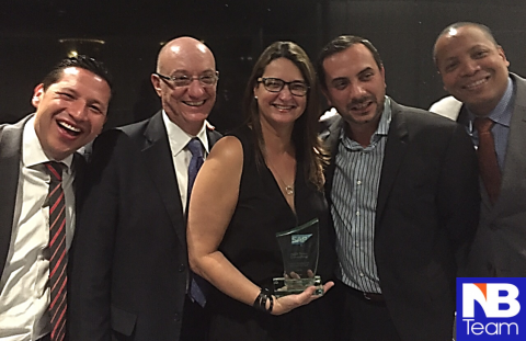 NBTeam recognized as SAP Caribbean Channel Partner of the Year